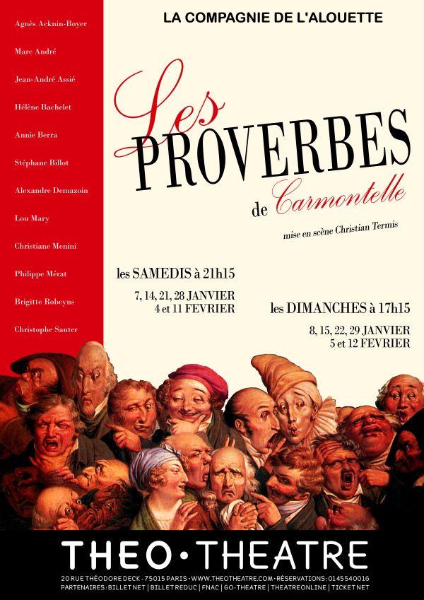 Les proverbes